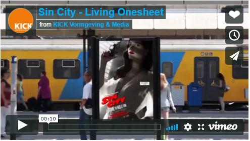 Sin City voorbeeld